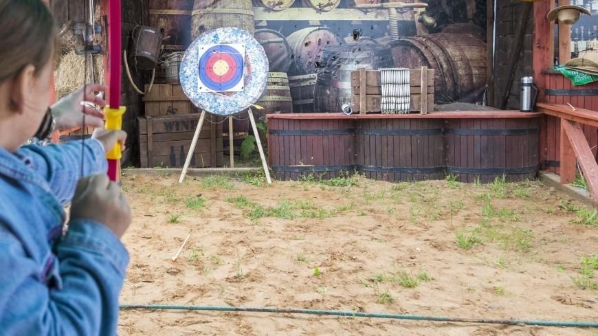 В «Сокольниках» откроется средневековый тир