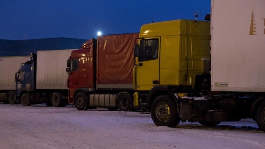 Снежный плен: на трассе «Кавказ» введены ограничения из-за погоды