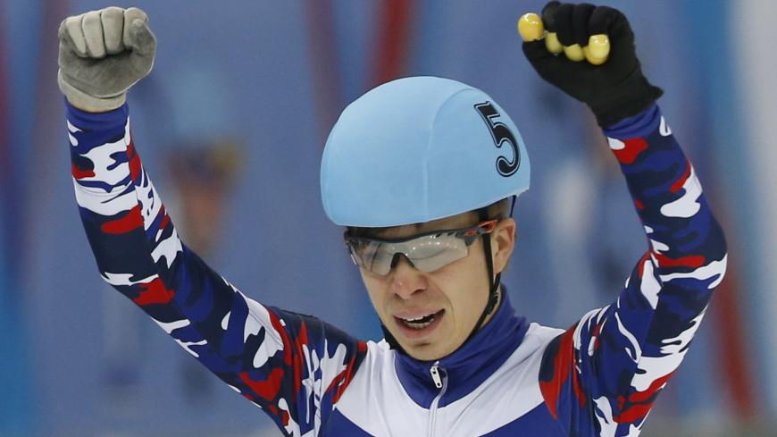 ЧЕ по шорт-треку: Елистратов стал вторым на дистанции 1500 метров