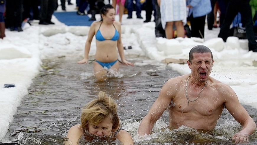 Крещенские морозы будут приходить реже