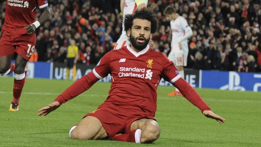 Форвард «Ливерпуля» Мохаммед Салах стал лучшим футболистом Африки
