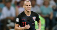 Вида вывел вперед сборную Хорватию в матче против России