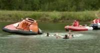 Экипаж МКС отрепетировал экстремальное приземление на воду