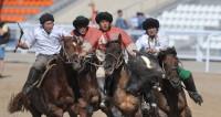Кок-бору и не только: в Кыргызстане показали игры кочевников