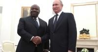 Президент Габона на встрече с Путиным: Африка в вас нуждается