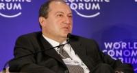 Президент Армении примет участие в церемонии закрытия ЧМ по футболу