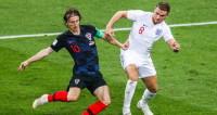 На стадионе «Лужники» начался второй полуфинал чемпионата мира