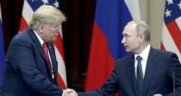 Хорошо поговорили: Путин и Трамп довольны встречей в Хельсинки