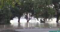 наводнение в словакии принтскрины, словакия, наводнение