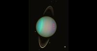 Названа причина, заставившая Уран «улечься на бок»