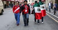 Фанаты, Болельщики, ЧМ, Болельщики Мексики