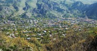 Армянский город Горис объявлен «Культурной столицей СНГ 2018 года»
