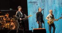 U2 стали самыми высокооплачиваемыми музыкантами года