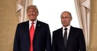 Путин и Трамп завершили переговоры тет-а-тет