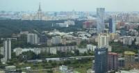 Первый в Москве музей со смотровой площадкой открылся на территории международного делового центра «Москва-Сити».,Музей, Москва-сити, Москва, панорама, вид, город,
