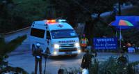 У спасенных из пещеры в Таиланде детей нашли инфекцию