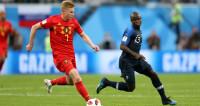 Франция – Бельгия. В Петербурге через час начнется первый полуфинал ЧМ