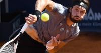 Герой нации: грузинский теннисист впервые победил на турнире ATP