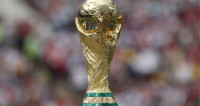 Главный трофей чемпионата мира доставили на стадион «Лужники»