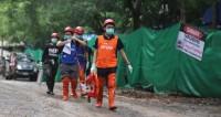 Девятого ребенка вытащили из пещеры в Таиланде