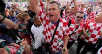 «Спасибо, Россия!». Хорваты поблагодарили за теплый прием