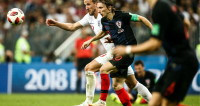 За игрой Англия – Хорватия следят фанаты по всему миру, в том числе в Петербурге