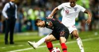 На Никольской улице фанаты ждут развязки матча Англия – Хорватия
