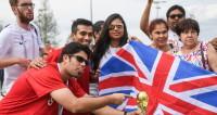 Чертовски здорово: английские фанаты в восторге от России