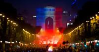 Празднование победы во Франции завершилось погромами