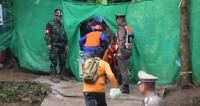 Финал спасательной операции в Таиланде: скорые подъехали к пещере