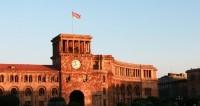 Площади Республики в городе Ереван,Армения, , Ереван, Площадь республики, правительство Армении,
