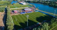 Базой сборной Аргентины в Бронницах завладели юные футболисты