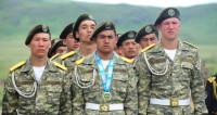 В Казахстане стартовал военный сбор молодежи «Айбын»
