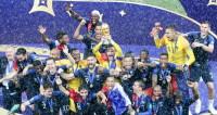 Футболисты сборной Франции станут кавалерами ордена Почетного легиона