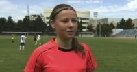 Одна в поле воин: женщина-арбитр из Баку судит матчи FIFA