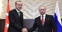 """Фото: """"Сайт президента РФ"""":http://kremlin.ru/, путин и эрдоган, эрдоган"""
