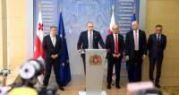 Премьер-министр Грузии Бахтадзе назвал новый состав правительства