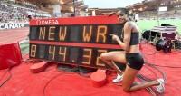 Кенийка обновила мировой рекорд в беге на 3000м с препятствиями