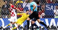 Перишич сравнял счет в финале ЧМ против Франции – 1:1