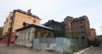 """Фото: Мария Чегляева, """"«МИР 24»"""":http://mir24.tv/, казань, разруха, ветхие дома, ветхое жилье, дома, строения"""