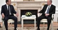 Путин ожидает напряженный и интересный финал Франция – Хорватия