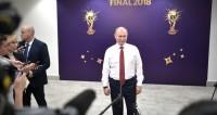 Путин: Чемпионат дал нам понимание, что в России есть свой футбол