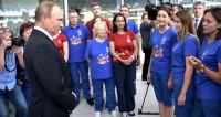 Путин допустил проведение в России летней Олимпиады