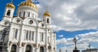 """Фото: Алла Смирнова (МТРК «Мир») """"«Мир 24»"""":http://mir24.tv/, мощи николая чудотворца, храм христа спасителя, ххс, вера, верующие, православие, православный"""