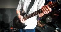 концерт, музыка, выступление, сцена, музыкальные инструменты, гитара