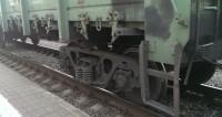 """© Фото: Елизавета Шагалова, """"«МИР 24»"""":http://mir24.tv/, товарный поезд."""