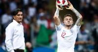 В матче полуфинала ЧМ англичане открыли счет на пятой минуте