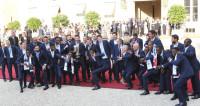 Сборную Франции в Париже встретили 1,5 млн болельщиков