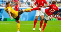 Матч Англия – Бельгия: настроение на Никольской задают хорваты