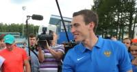 Шубенков выиграл турнир в Венгрии с лучшим результатом сезона в мире